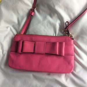 Like-New Kate Spade Bow purse, WITH DUST BAG